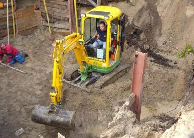 2,0 ton minigraver
